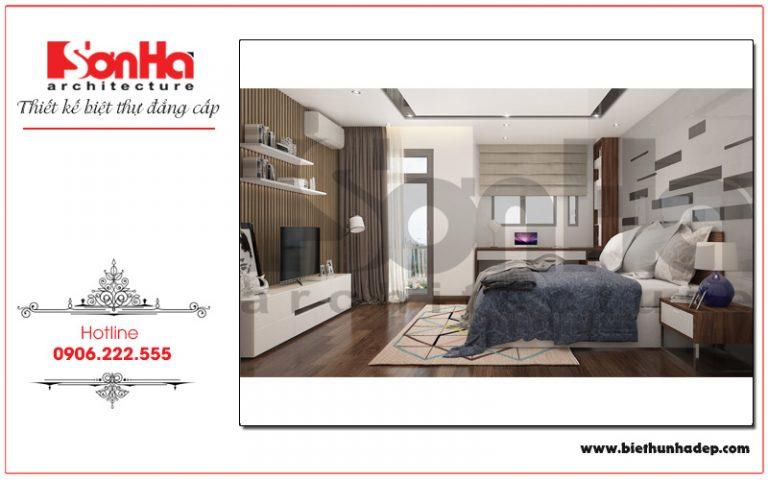 Sự hài hòa trong tổng thể mà kiến trúc sư Sơn Hà đem lại đã khiến chủ đầu tư hài lòng và  đánh giá cao