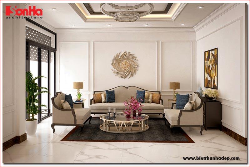 BÌA thiết kế nội thất biệt thự tân cổ điển 4 tầng khu đô thị vinhomes hải phòng vhi 0001