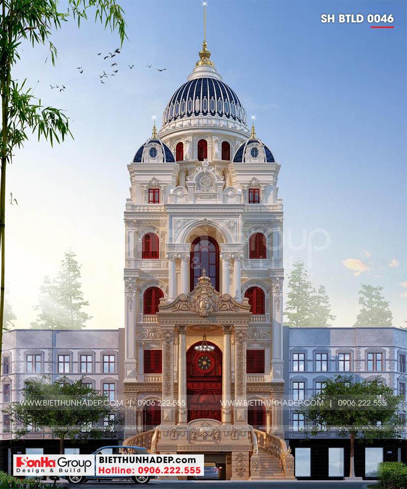 Các chi tiết của phương án thiết kế biệt thự lâu đài này sẽ được chúng tôi chia sẻ chi tiết trong phần tiếp theo của bài viết. Mời bạn cùng tham khảo.