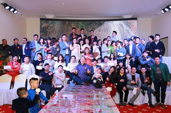 Sơn Hà Architectures Night 2017