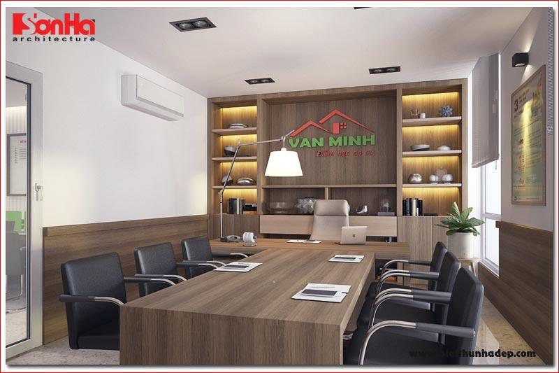BÌA thiết kế nội thất nhà phố liền kề kết hợp văn phòng khu đô thị waterfront hải phòng wfc 0002