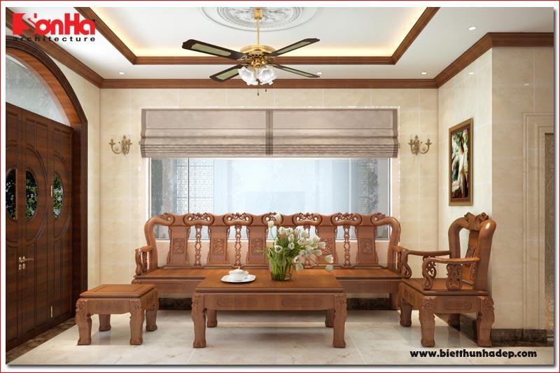 BÌA thiết kế nội thất biệt thự tân cổ điển khu đô thị vinhomes hải phòng vhi 0003